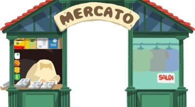 RIPRESA MERCATO SETTIMANALE DEL 22.05.2020